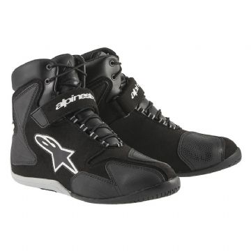 Alpinestars Fastback Waterproof Motorcycle Shoes Boots
